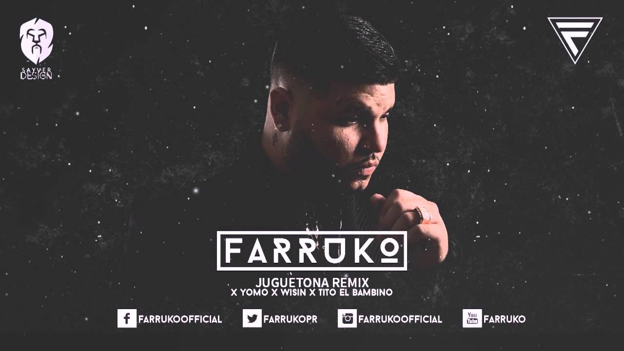 Yomo Ft. Wisin, Tito El Bambino Y Farruko - Juguetona Remix (Audio)