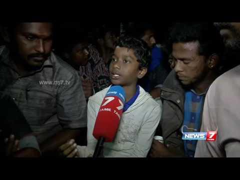 Salem school boy explains the importance of Jallikattu | News7 Tamil
