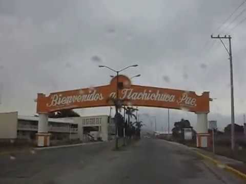 Welcome to Tlachichuca, Mexico (the State of Puebla)