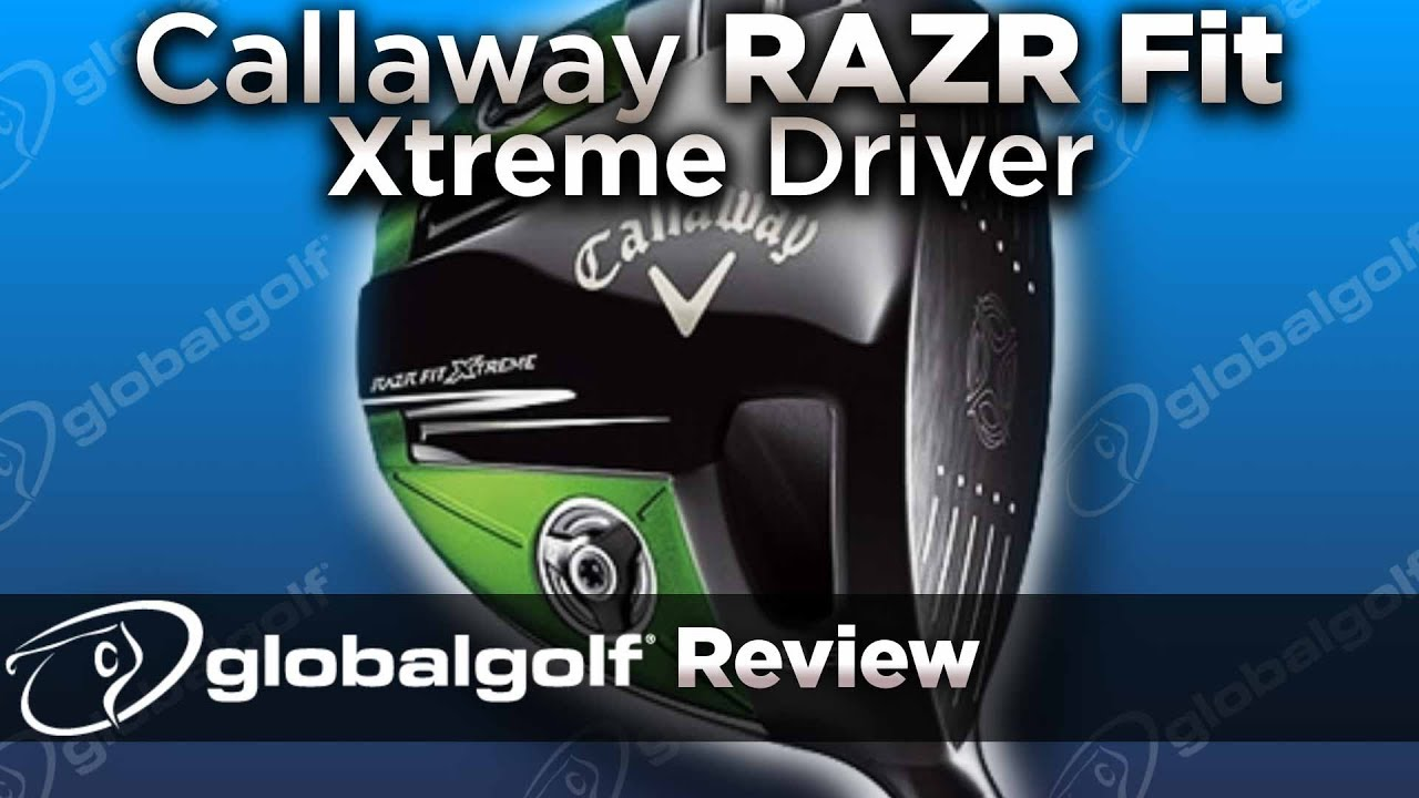 Callaway razr fit xtreme driver review | stuff2own. Com.