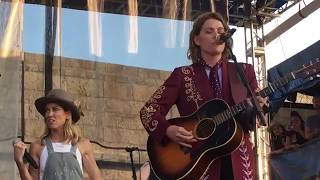 "HighWomen with Sheryl Crow, Jason Isbell, and Yola ""Highwoman"" Live at Newport Folk Fest 7/27/19"