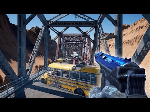 THE WORLDS DEADLIEST BRIDGE (Far Cry 5) thumbnail