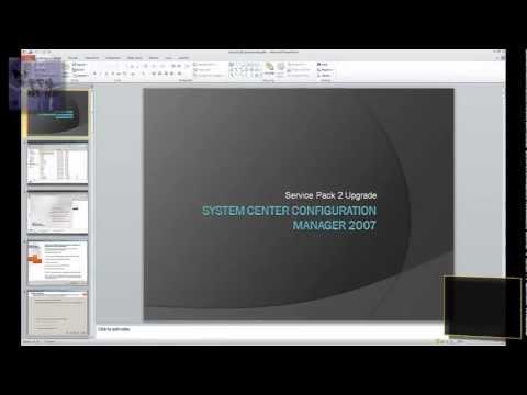 Episode 89 - Updating SCCM 2007 To Service Pack 2
