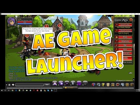 AQWorlds Game Launcher? Artix Entertainment Game Launcher CONFIRMED