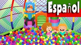 Canción de colores por Blippi Español | Aprende los colores para niños
