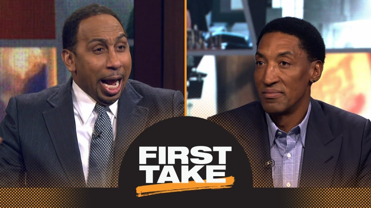 How Scottie Pippen and LeBron James Came Close to Being ...