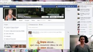 Garder contact avec Facebook notifications
