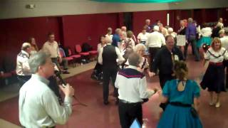 Sandpipers Square Dance Club Anniversary  Solana Beach CA Mi