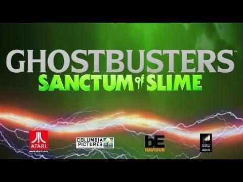 Ghostbusters: Sanctum of Slime - Multiplayer Gameplay Trailer (2011) | HD