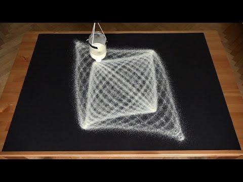 Amazing Sand Pendulum