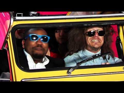 """""""Faut pas plier l'auto!!! : Eul clip de la chanson à Pito"""