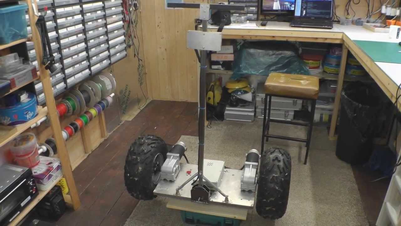 Homemade segway construction info youtube for Construction info