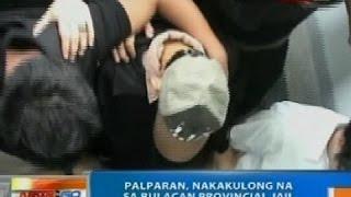 NTG: Palparan, nakakulong na sa Bulacan Provincial Jail