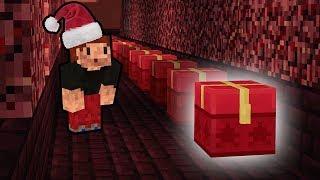 TUNEL Z PREZENTAMI! - Minecraft Caveblock 2.0