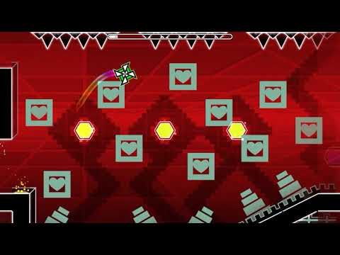 TURN DOWN FOR WHAT [Geometry dash ]