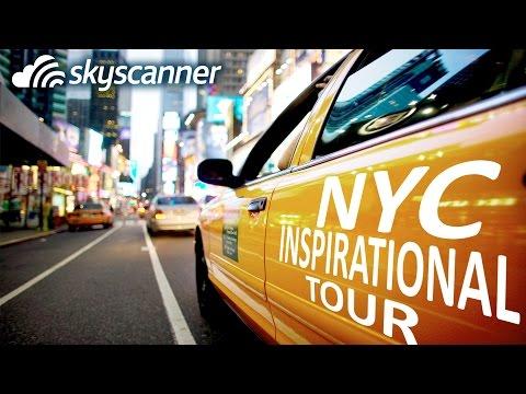 New York City inspirational NYC tour