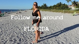 Follow me around - Unser FLORIDA ROADTRIP