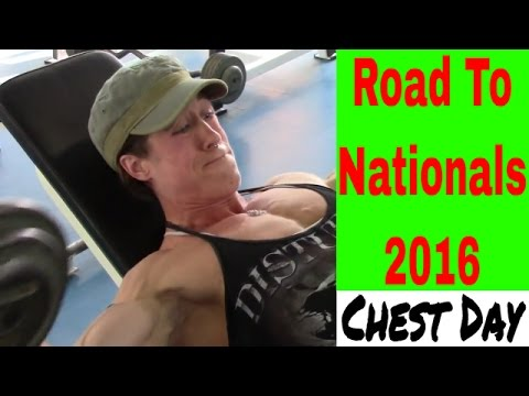 Chest Day Fitness Forum 9 Weeks Out