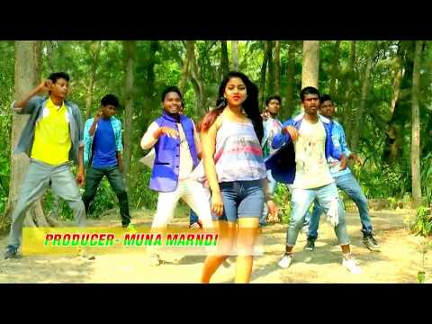 New santali video song 2017 full HD...Rasi atu smart city kuli...