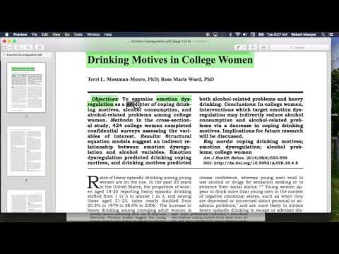Walk Through Social Sciences Article