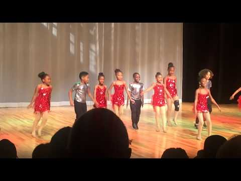Dance 411 Christmas Recital 2014