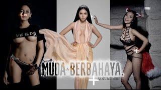Bidadari MUDA & BERBAHAYA Untuk Edisi Pembuka Awal Tahun   What's On January 2017