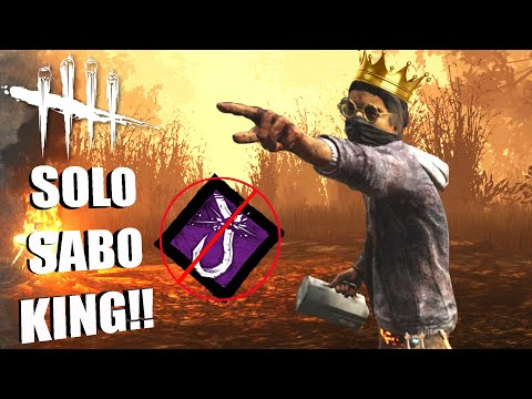 THE SOLO SABO KING!