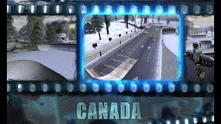 Tony Hawk's Pro Skater 3: Canada