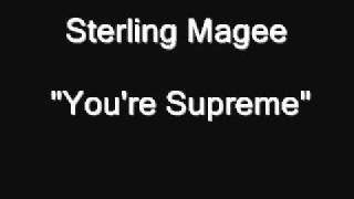 "Sterling Magee ""You"