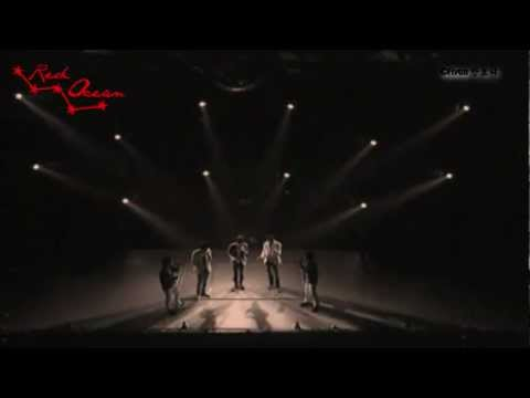 [Lyrics][Live] TVXQ - Hug [A Capella Version]