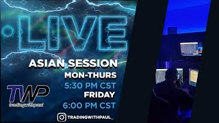 LIVE FOREX TRADING: ASIAN SESSION 10-26-20