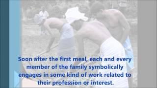 Sinhala and Hindu new year festival documentry
