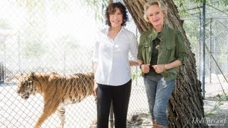Tippi Hedren's The Roar Foundation And Have Trunk Will Travel