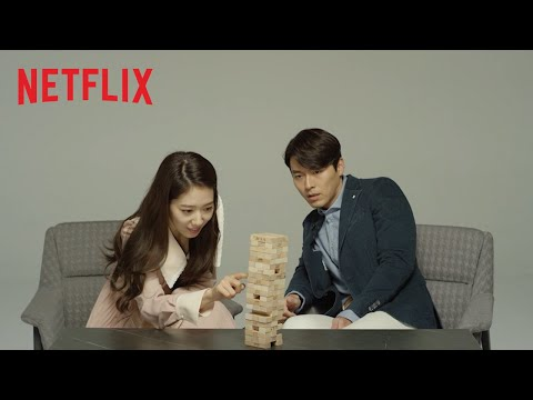 Memories of the Alhambra | A Round of Jenga with Hyun-bin and Park