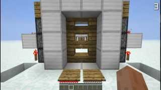 Minecraft - 20 More Doors in 60 Seconds