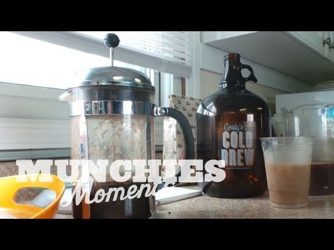 Munchies Moments: Grady's Cold Brew