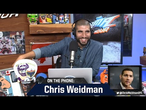 Chris Weidman Doubtful Dan Henderson Retires if He Wins Middleweight Title at UFC 204