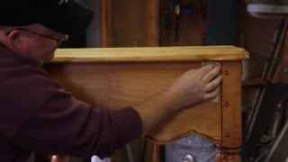 How to Repair Wood Finish : Furniture Repair Tips