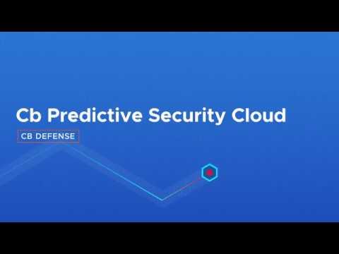 Cb Predictive Security Cloud
