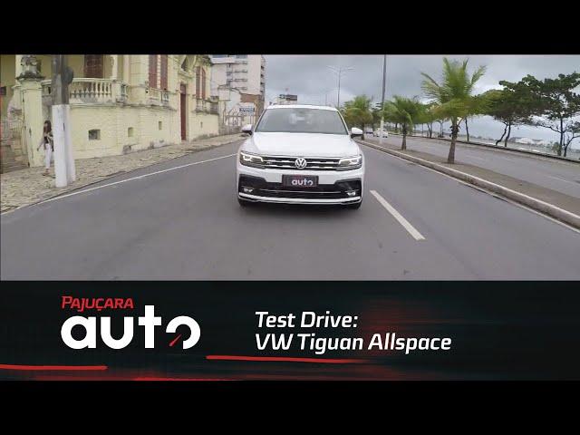 Test Drive: Volkswagen Tiguan Allspace