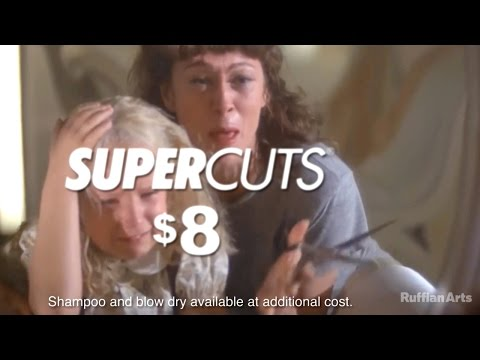 Mommie Dearest Supercuts Commercial