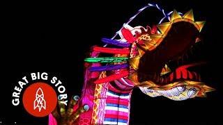 Visiting South Koreas Festival of Floating Lanterns