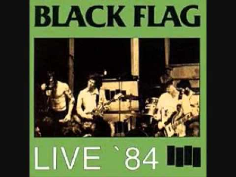 Black Flag- Three Nights