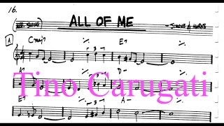 "Lezione di Piano n.181: ""All of me"", jazz standard"