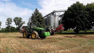 Żniwa 2019 w Gospodarstwie Rolnym Głowik☆John Deere & New Holland☆