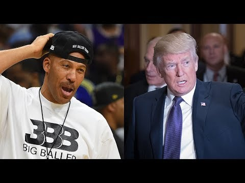 Trump: 'Ungrateful fool' LaVar Ball is 'a poor man's version of Don King'