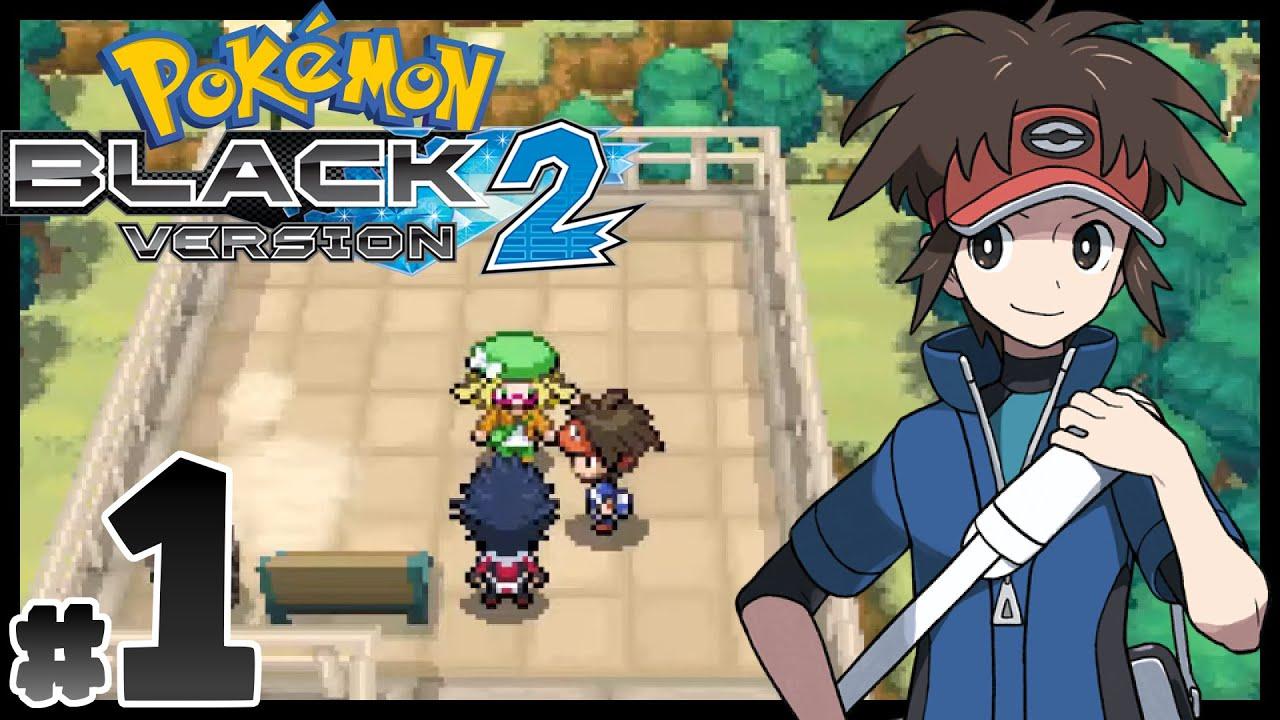 Pokemon: Black 2 - Tam Çözüm#1 : Macera Başlıyor