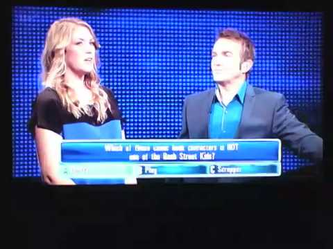 Kim's embarrassing attempt on The Chase Part 1
