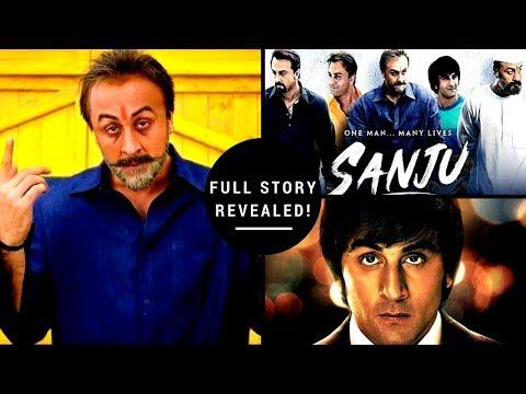 Sanju | Official Biopic | Full Story Revealed | Sanjay Dutt Biography | Rajkumar Hirani Film