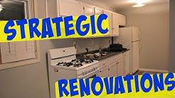 Strategic Renovations: Part 3 of BRRRRing Elias St